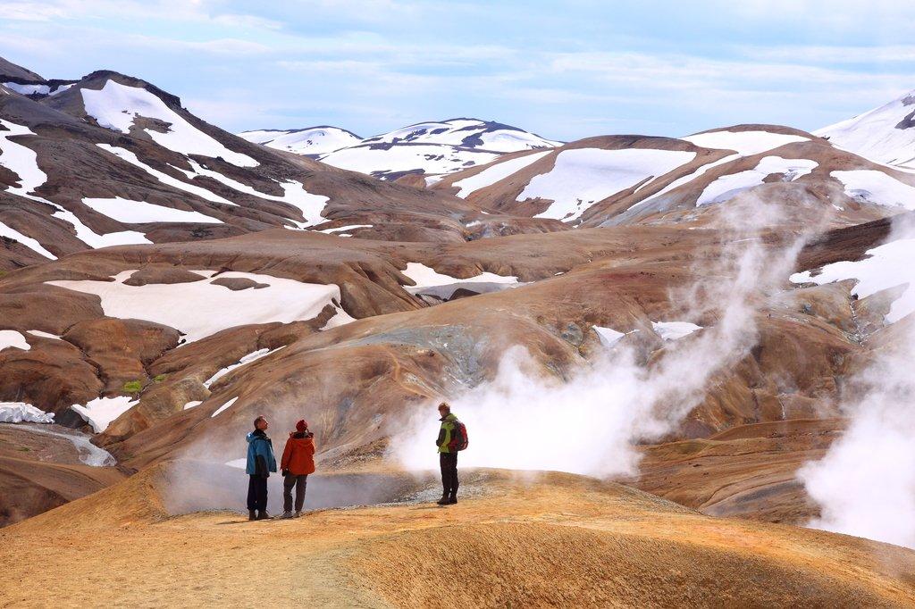IJsland aanbod